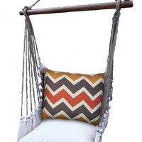 Magnolia Casual 'Latte' Swing Chair