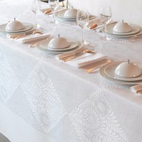 Bosphore Blanc Fine Table Linens