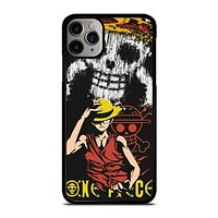 ONE PIECE LUFFY iPhone 11 Pro Max Case
