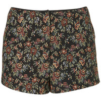 Tapestry Shorts - Back In Stock - New In - Topshop