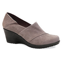 Dansko Rosaline Wedge Loafers - Slate