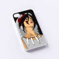 princes mononoke iPhone 4/4S, 5/5S, 5C,6,6plus,and Samsung s3,s4,s5,s6