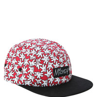 Disney Mickey Mouse Hands 5-Panel Hat