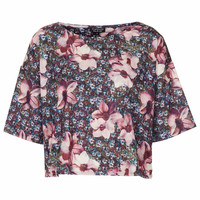 Photo Floral Tee