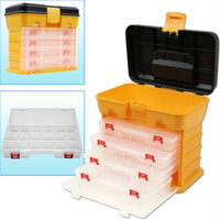 Stalwart  53 Compartment Durable Plastic Storage Tool