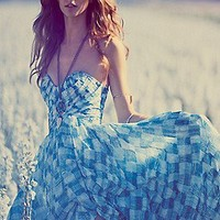 Aje Free People Clothing Boutique > Crossing Boundaries Maxi Dress