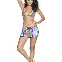 Agua Bendita Poligono Beach Shorts