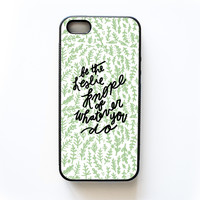 I Want to be Leslie Knope iPhone Case