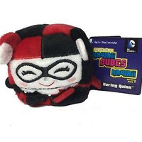 Kawaii Cubes: DC Comics - Harley Quinn Small Plush Figure