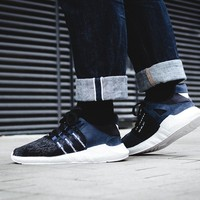 Adidas EQT Support White Mountaineering 93/17 Boost Sprot Shoes Running Shoes Men Women Casual Shoes BB3127