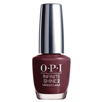 OPI Infinite Shine 2 Stick To Your Burgundies ISL54, 0.5oz