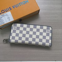 LV Louis Vuitton DAMIER CANVAS Matchpoint WALLET
