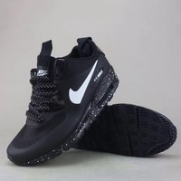 Nike Air Max 90 Mid Wntr Fashion Casual Sneakers Sport Shoes-4