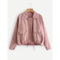 Light As A Feather Jacket - Pink