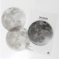 Full Moon Sticky Note