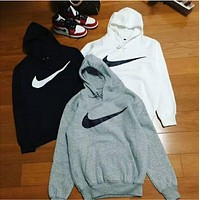 NIKE invincible Big LOGO Fashion Casual Long Sleeve Sport Top Sweater Pullover Sweatshirt