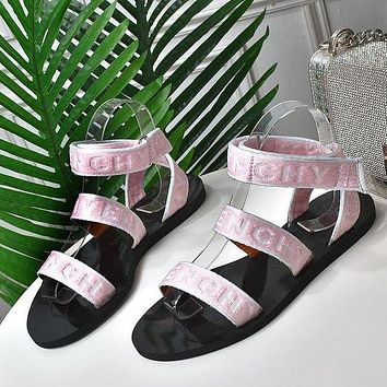 GIVENCHY Women Fashion Sandals Shoes-1