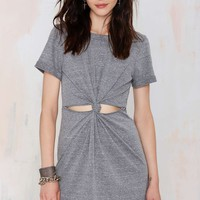 Knot About It Cutout Dress