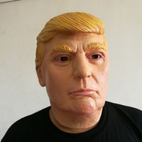 Donald Trump Latex Deluxe Republican Christmas Gift Mask