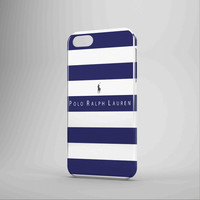 Polo Ralph Lauren Stripes iPhone Case Galaxy Case 3D Case