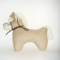 Horse Toy - Soft Couture