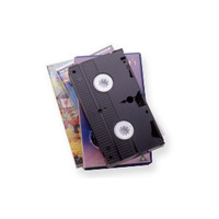 Where to recycle video tapes