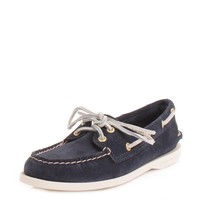 Sperry Top-Sider Authentic Original 2 Eye Deck Shoes - Navy
