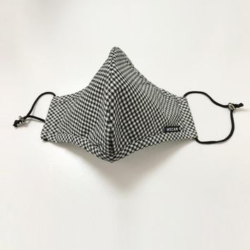 Fashion Cotton PM2.5 Mouth Mask Haze Anti-Dust Cloth Adjustable Windproof Surgical Mask Respirator with filter Face Mask Cloth