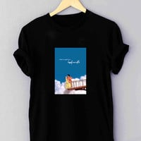 """Howl s Moving Castle Quotes - T Shirt for man shirt, woman shirt """"01"""""""