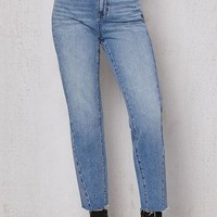 PacSun Twisted Blue Mom Jeans at PacSun.com