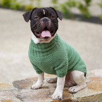 Frenchie clothing French Bulldog Sweater Dog sweater Pet clothes Jumper For Dogs Tops Dog Clothing Dog Apparel Clothes for dogs Pet Sweater