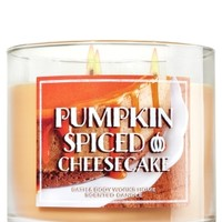 3-Wick Candle Pumpkin Spiced Cheesecake