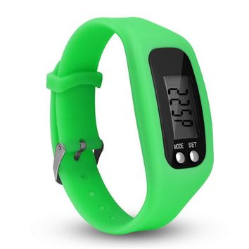 Trendy Great Deal New Arrival Designer's Gift Stylish Good Price Awesome Couple Electronic pedometer Watch [11066525460]