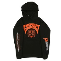 300 Members Hoodie (Black) – Glo Gang Worldwide