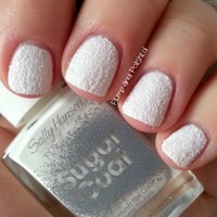 Sally Hansen Sugar Coat Textured Nail Color - #200 Sugar Fix