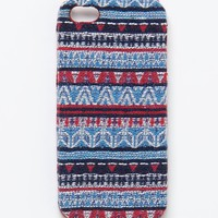 With Love From CA Tribal Stripe iPhone 5/5S Case - Womens Scarves - Multi - One