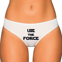 Custom Underwear Panties Thongs Undies Lingerie