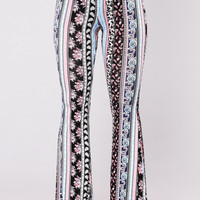 Silent Lucidity Pants - Blue