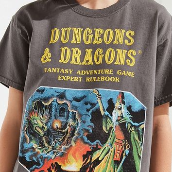 Dungeons & Dragons Tee | Urban Outfitters