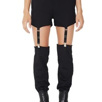 Roulette Suspender Sweatpants