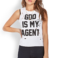 My Agent Muscle Tee