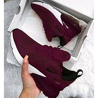 Nike Air Max 270 Sneakers Sport Shoes-7