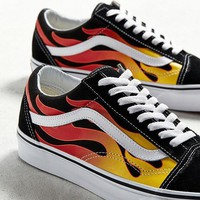 Vans Old Skool Flames Sneaker