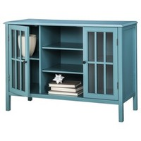 Threshold™ Windham 2 Door Cabinet with Center Shelves