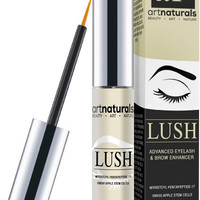 Eyelash Growth Serum (3.5ml)  Thicker, Longer Eyelashes & Eyebrows Cosmetic Beauty Enhancer