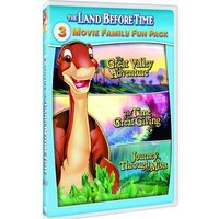 The Land Before Time II-IV 3-Movie Family Fun Pack - Walmart.com