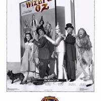 The Wizard of Oz 11x17 Movie Poster (1998)