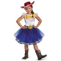 Disney / Pixar Toy Story Jessie Costume - Kids (Blue)