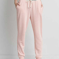 AEO Tipped Jogger, Pink