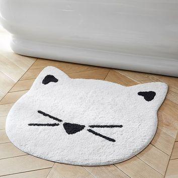 The Emily & Meritt Cat Bath Mat